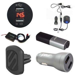 BT ja FM laitteet ja puhelintarvikkeet