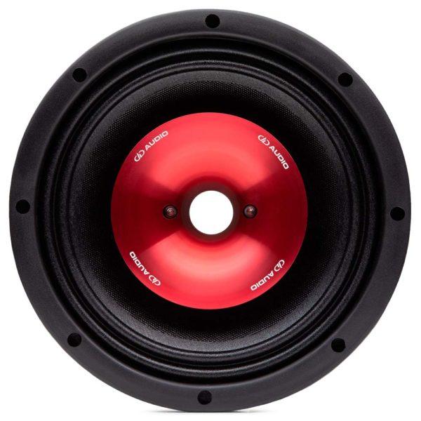 dd audio vo-ctal horn asennettuna