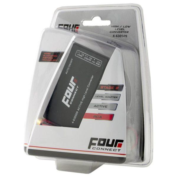 FOUR Connect 4-630509 linjamuuntimen pakkaus