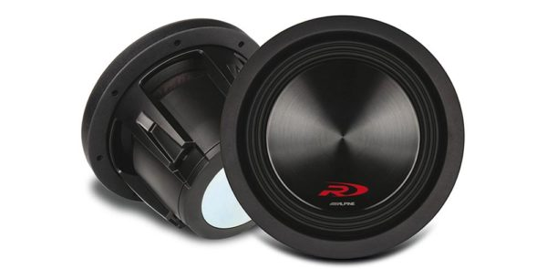 "Alpine 8"" subwoofer"