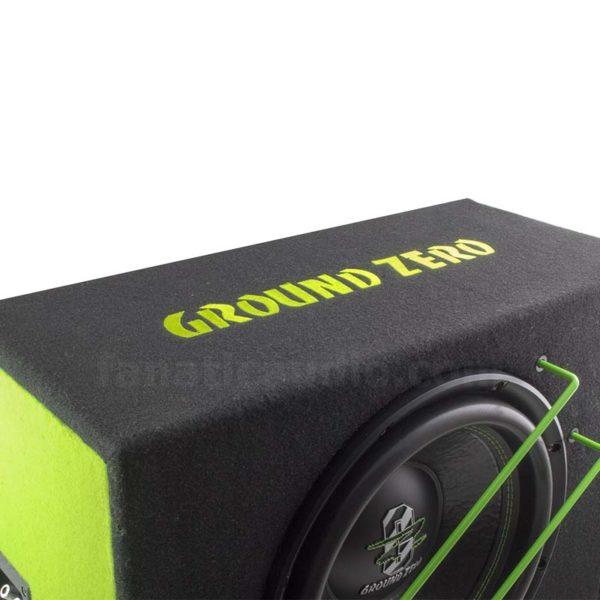 GZIB 3000XSPL Green brodeeraus