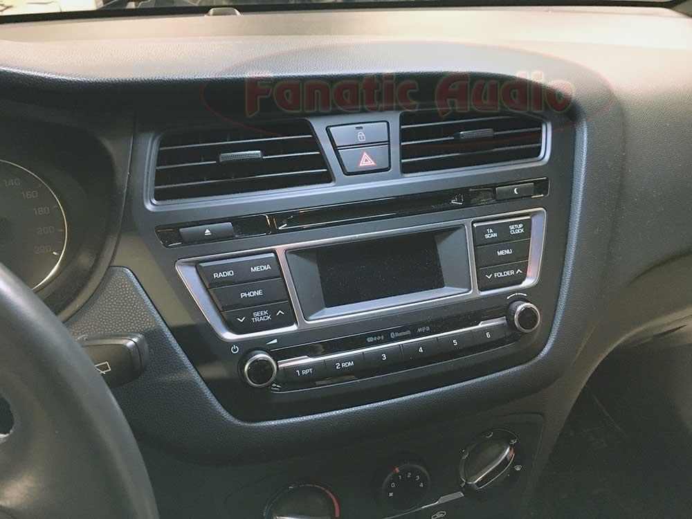 Hyundai i20 oem-soitin
