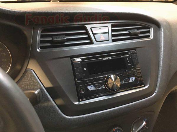 Hyundai i20 soitin vaihdettu
