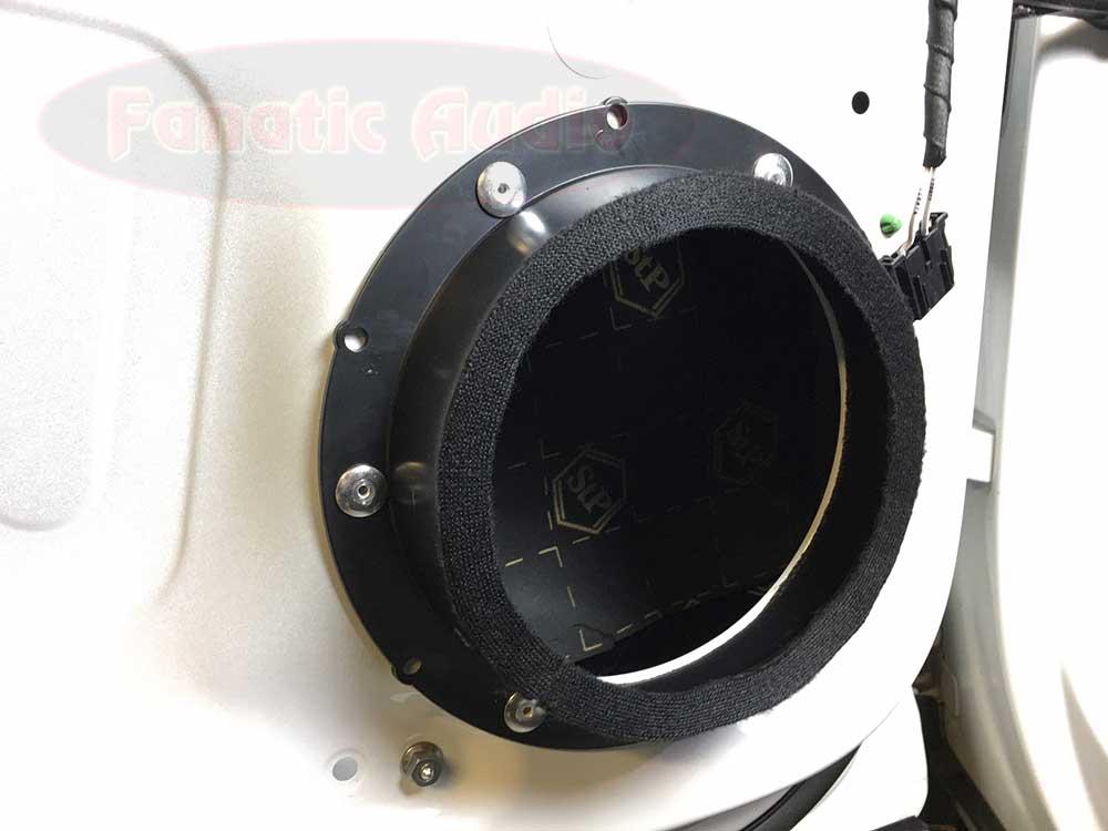 tiivistenauha adapterissa