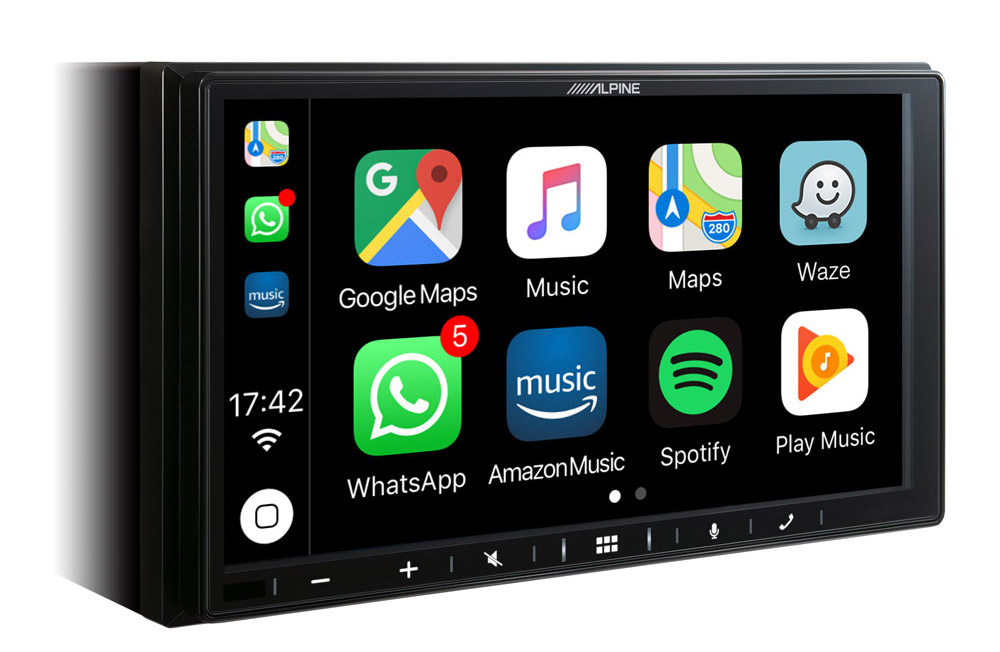 halpa apple car play ja android auto
