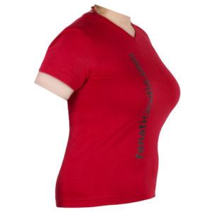 fanaticaudio.com t-paita punainen