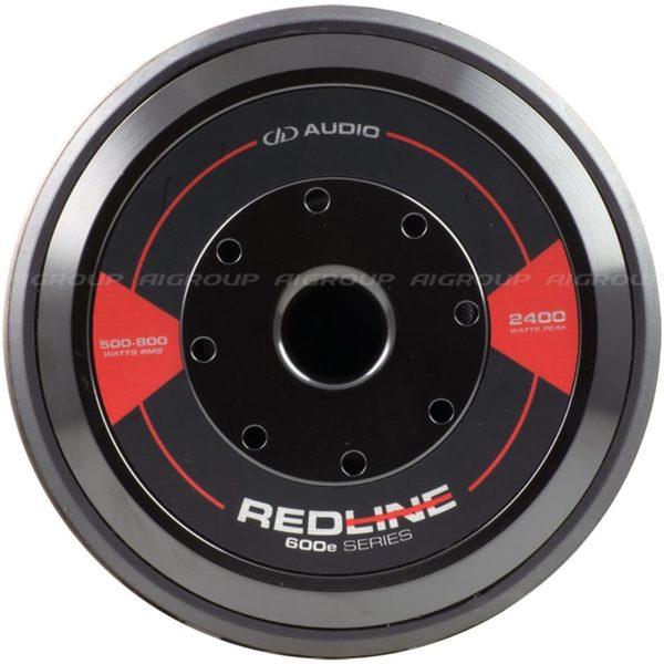DD Audio Redline 600e moottori