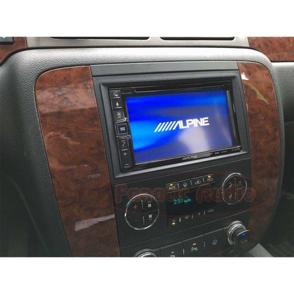 Alpine INE-W611D Chevrolet
