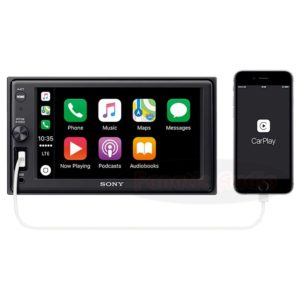 Sony XAV-AX1000 mediasoitin
