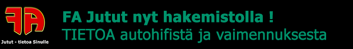 FA Jutut - TIETOA Sinulle