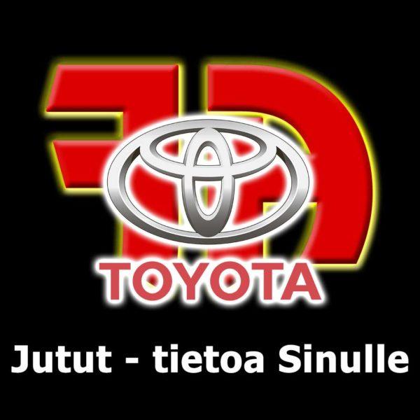 Toyota autokohtaiset FA Jutut