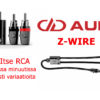 Z-Wire RCA:n kasaus ohjevideo