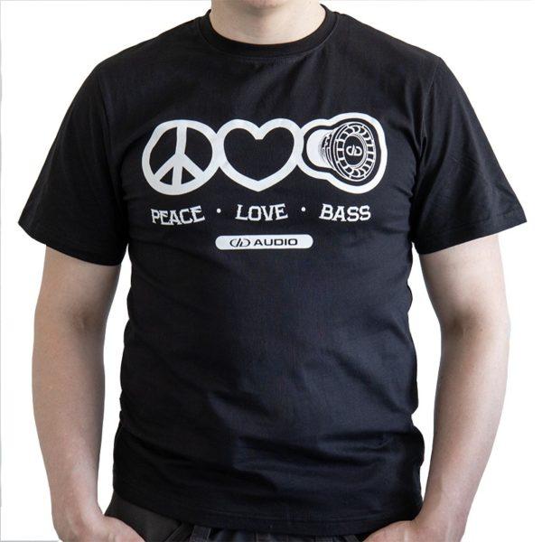 DD Audio Peace&Love&Bass