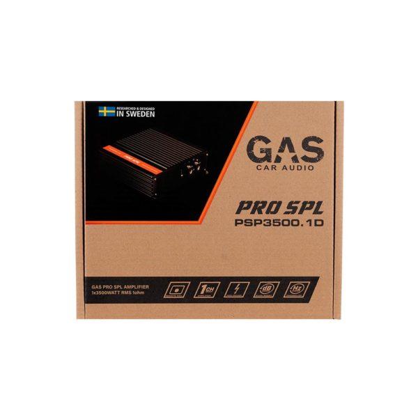 gas vahvstimen laatikko