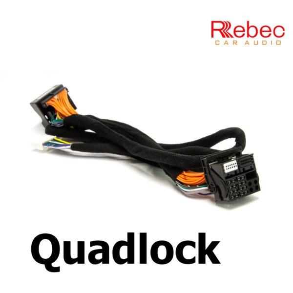 rebec quadlock kaapeli