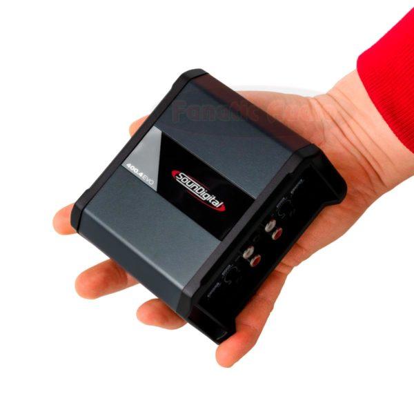 Soundigital SD400.4 Evo4.0