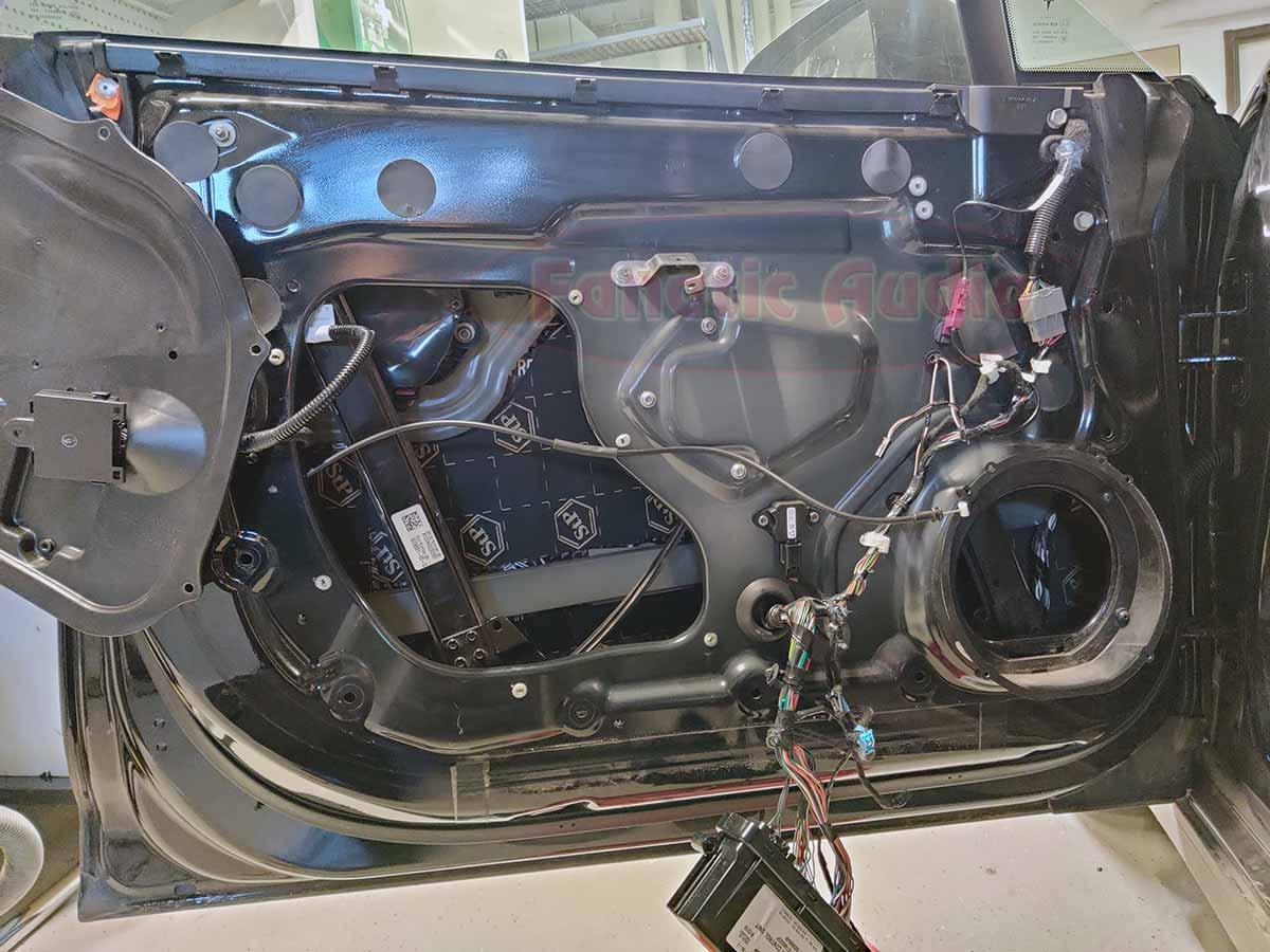 STP Aeroflex 10 teslan ovessa