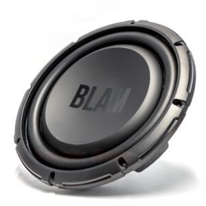 BLAM RS10 subwoofer