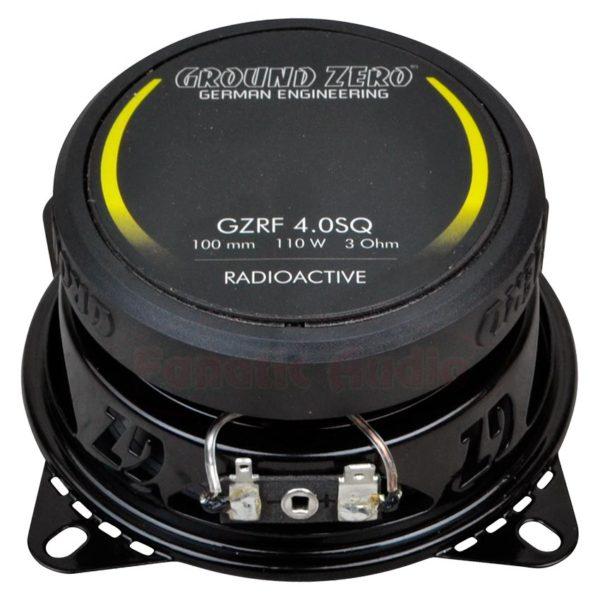 SQ radioactive järeä magneetti