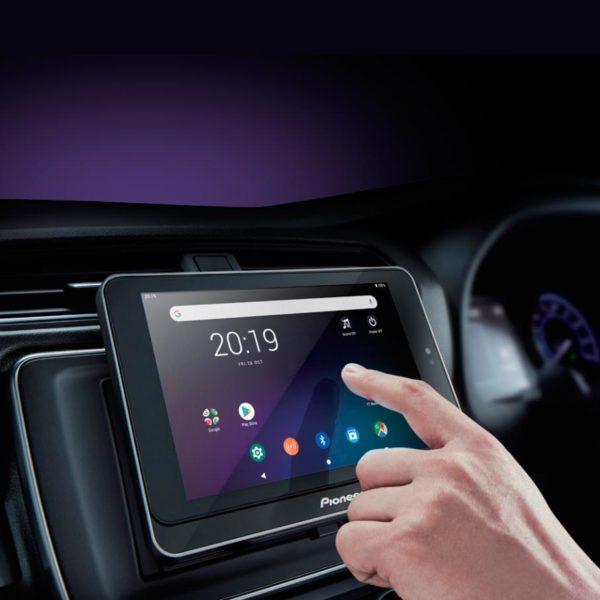 laadukas android soitin autoon