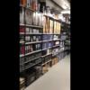 Myymälän laajennus valmis, kurkista sisään
